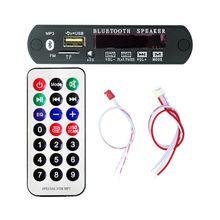 Bluetooth MP3デコードボードモジュールw/sdカードスロット/usb/fm/リモートデコードボードモジュールM011