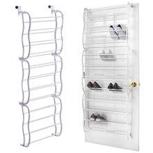 Shoe-Rack Hanging Furniture Door Breathable 4-Layers Bedroom Firm Iron