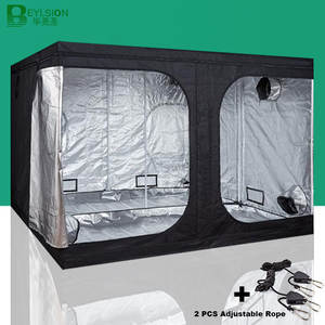 BEYLSION Grow Tent 1680D Growing-Plant for Greenhouse--Rope-Kit