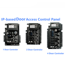 TCP IP Wiegand 26 ประตูแผงควบคุมสำหรับSecurity Solutionsระบบ 30000 ให้คะแนน