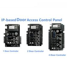 TCP IP Wiegand 26 דלת בקרת גישה לוח לוח עבור פתרונות אבטחת בקרת גישה מערכת 30000 משתמשים
