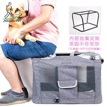 Portable Dog Cage House Folding Pet Tent Rectangular Pet Tent Dog Cage Playpen Fence Enclosure Puppy Kennel Outdoor Pet Supplies
