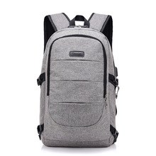 Leisure Shoulders Usb Laptop Anti Theft Backpack Men Women A Bag Mochila Mujer Bagpack School Bags For Teenage Girls Backpacks unisex laptop backpacks anti theft bags for men s for women oxford usb composite for school trip for teens green shoulder bag