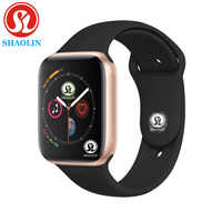 Men Women Smart Watch Series 4 Heartrate Pedometor 42mm Bluetooth smartwatch 1:1 for ios apple iPhone & Android Samsung phone