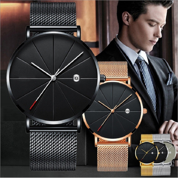 LOLIA Relogio Masculino Watches Men Fashion Sport Ultra-thin Dial Watch Quartz Business Wristwatch Male Clock reloj hombre