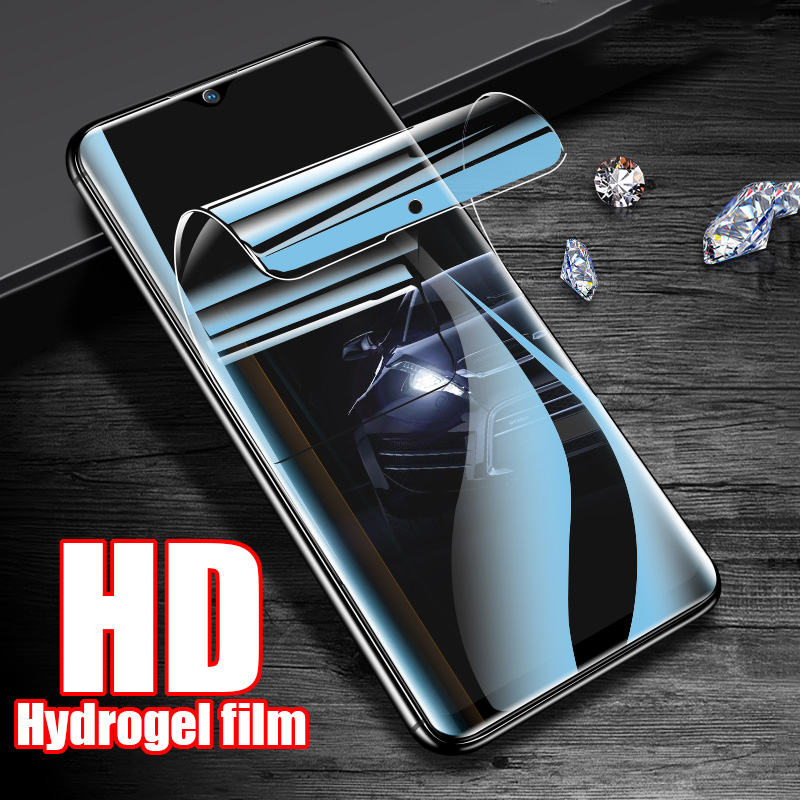 3Pcs Hydrogel Film For Xiaomi Redmi 6 6A 7 7A 8 K20 Pro Screen Protector For Redmi Note 6 7 8 Pro Soft Protective Film Not Glass 1