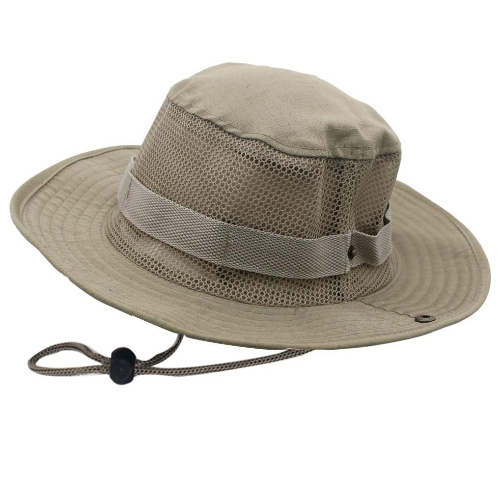 Behemoth Death Punk Rock Men Women Bucket hat Panama Fishing hat Fashion Safari Fisherman hat