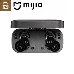 Xiaomi tenía grandes T1X cierto inalámbrico de deporte auriculares Bluetooth 5,0 auriculares de reducción de ruido con micrófono Control táctil auriculares