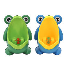 Urinal Frog Potty Toilet-Training Bathroom Baby Boys Children Hook Stand Wall-Mounted