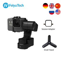 цена на FeiyuTech Feiyu WG2X Wearable Gimbal Tripod 3-axis Stabilizer for GoPro Hero 8 7 6 5 4 Sony RX0 YI 4K Action Camera Splash-proof