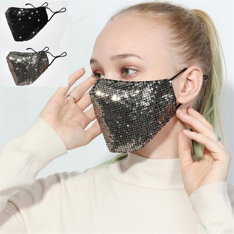 New Women Masks Anti Washable Pollution Breathable Cotton Masks Fashion Reusable Masks For Man Woman