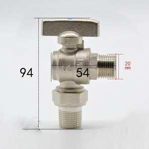 Paquete de 2 Empi 90 grados de aceite de montaje 3//8 X 3//8 Macho Hembra