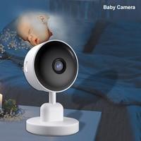 Wifi Baby Camera 1080P HD Wireless Baby Monitor con visione notturna Audio bidirezionale Babyphone Video Secutiyu Camera Smart )cam