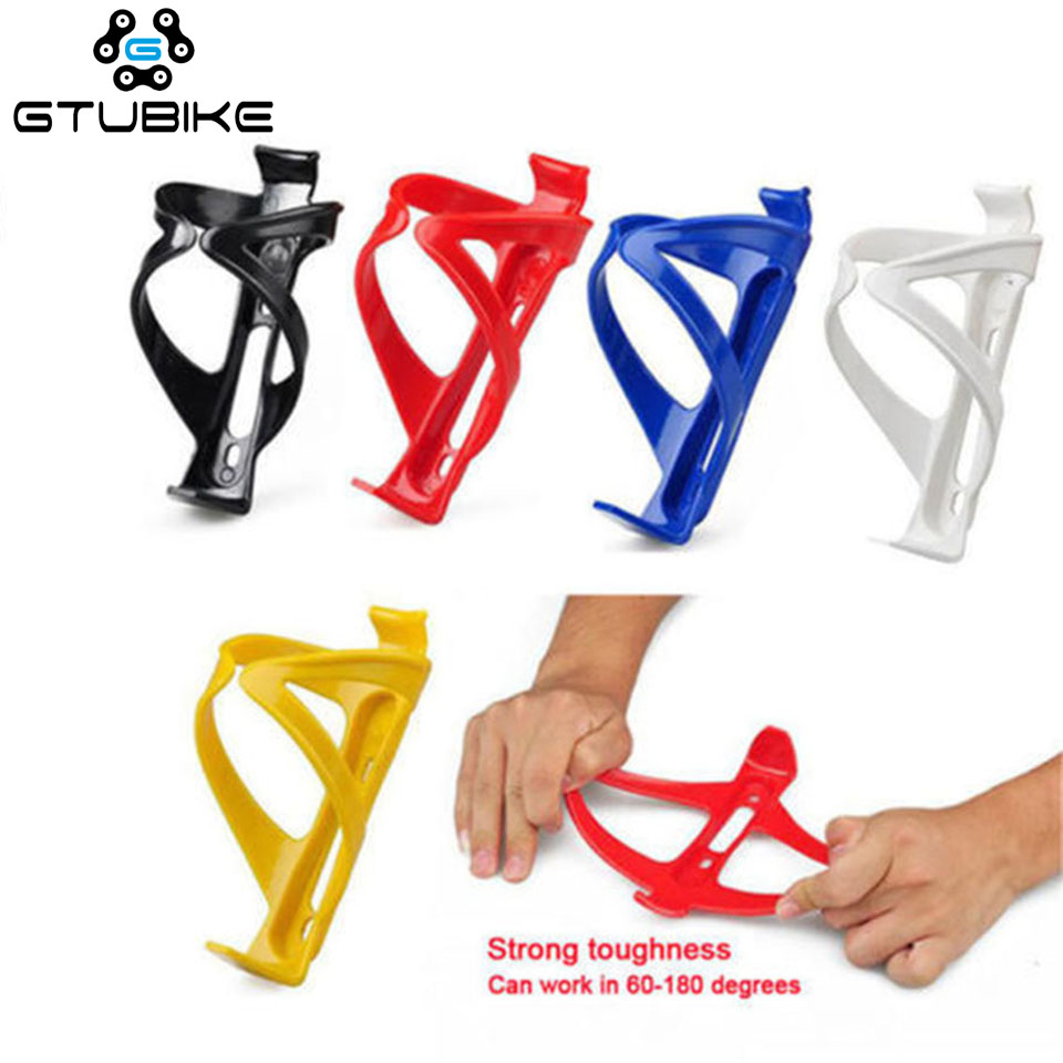 MTB Bike Road Bike Bottle Cage Fiberglass Fiber Glass Cycling Bicycle Water Bottle Cage Bottle Holder