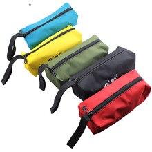 Handbag Storage-Case Small Electrical Canvas-Tool Oxford Zipper Multif Waterproof High-Capacity