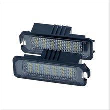 LED Lizenz Nummer Platte Licht lampe Golf MK4 CC Eos SciroccoLicense Anzahl Platte