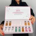 12 флаконов корейской косметики Dermawhite BB Cream Glow Behandling Starter Kit 8 мл Stayve жидкая основа для ухода за лицом Отбеливание кожи Осветление