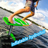 SUP Foil Board Surfing Hydrfofoil Inflatable Stand Up Paddleboard