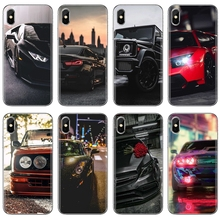 Для Xiaomi mi Redmi Note 3 4 4X 5 6 7 8 8t 9 9s 9t 10 pro lite спортивные автомобили мужской крутой силиконовый чехол для телефона