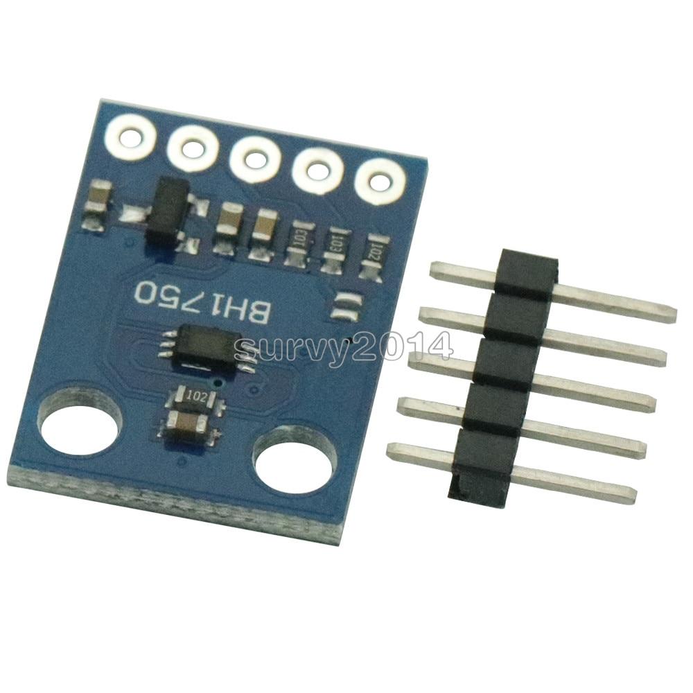 GY-302 BH1750 BH1750FVI Light Intensity Illumination Module For Arduino 3V-5V