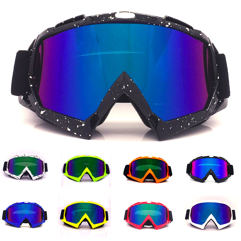 A Generation Of Fat X400 Motorcycle Equipment Off-road Goggles Skiing Goggles Eye-protection Goggles Helmet Outdoor Riding Goggl
