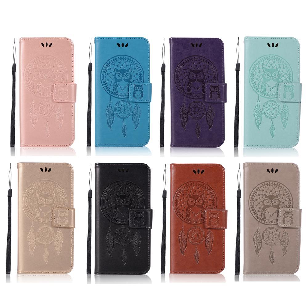Чехол-книжка бумажник из натуральной кожи для Huawei Mate 10 20 30 Pro Lite Y5 Y6 Y7 Y9 Pro 2017 2018 2019 кожаный чехол-книжка для телефона