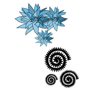 Eastshape Stencil Cutting-Dies Flower-Made Crafts Scrapbooking-Paper/photo-Cards Metal