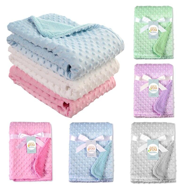 Детское одеяло для новорожденных, кокон, пеленка, конверт для выписки, постельное белье, мягкая клетчатая муслиновая Детская Хлопковая одеж...