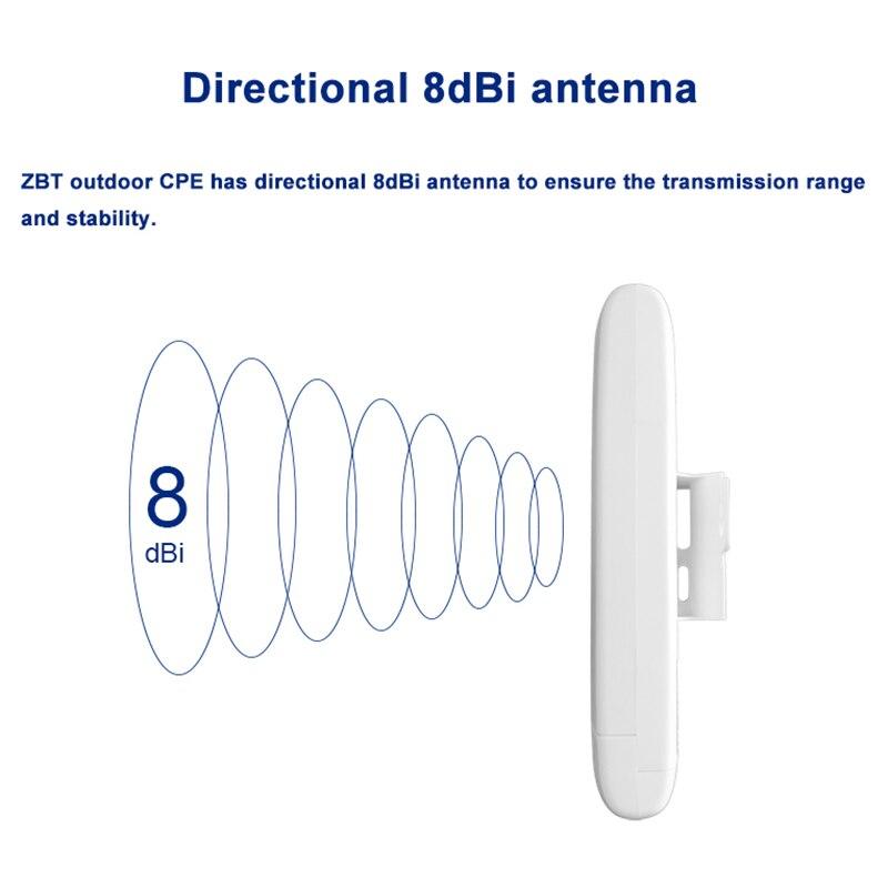 ciswi roteador wi fi sem fio cpe 300mbps antena 04