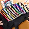 TOUCHFIVE художественный маркер для Optional168 Цвета эскиз маркеры на спиртовой основе маркеры набор алмазов картина товары для рукоделия ручка для...