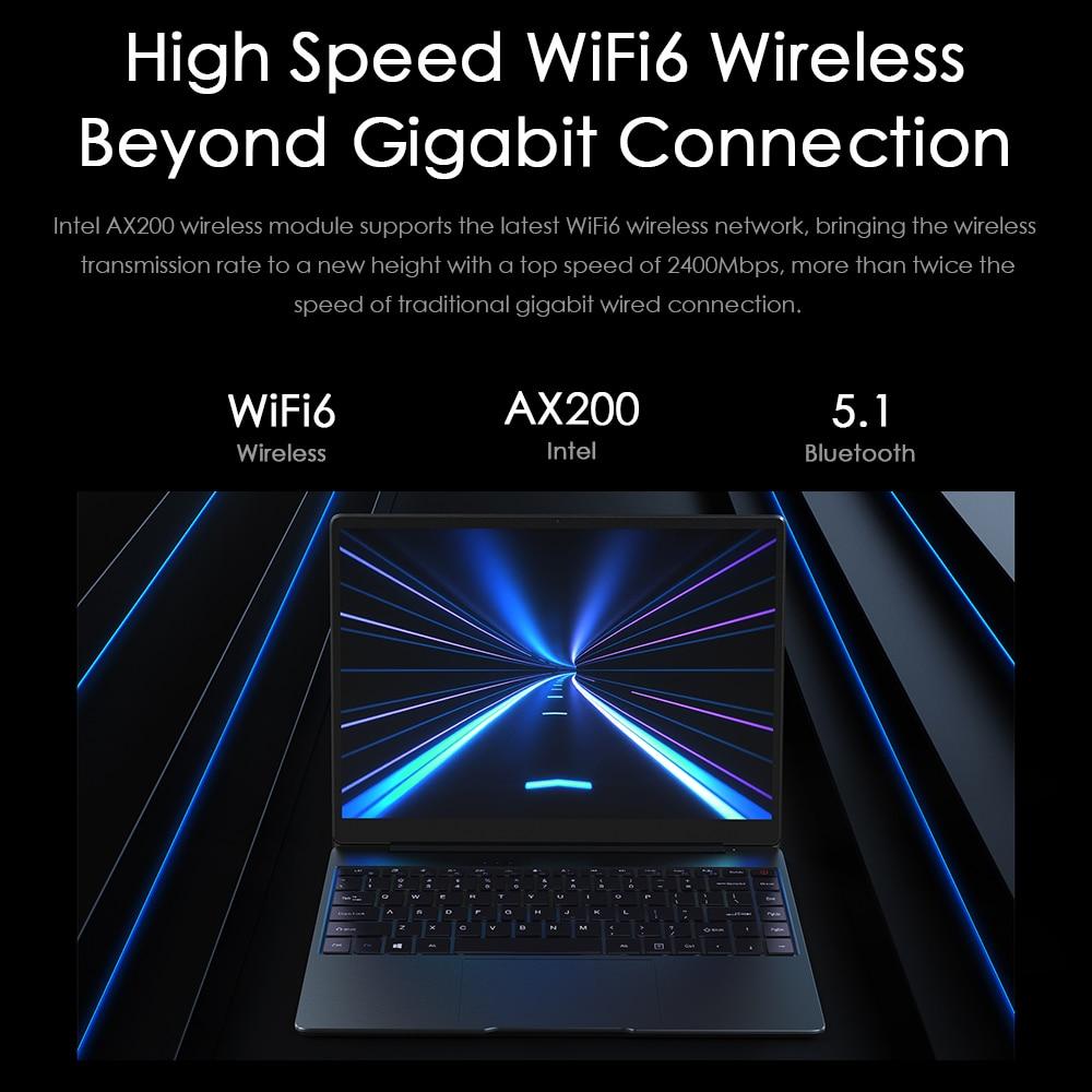 CHUWI original GemiBook Pro 14inch windows 10 Laptop Intel Gemini lake J4125 Quad Core 16GB RAM 512GB SSD With backlit keyboard-4