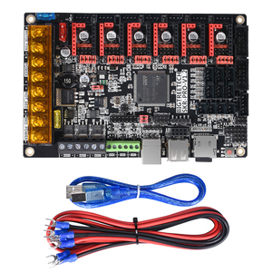 Image 2 - BIGTREETECH SKR PRO V1.2 Control Board TFT35 Touch Screen + 6PCS TMC2209 TMC2208 UART 3D Printer Parts VS MKS GEN SKR V1.4 Turbo