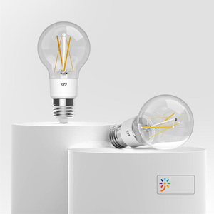 Image 2 - Yeelight Smart LED Filament Bulb E27 Brightness Adjustable Energy Saving Smart Bulb For Smart Home APP Apple Homekit