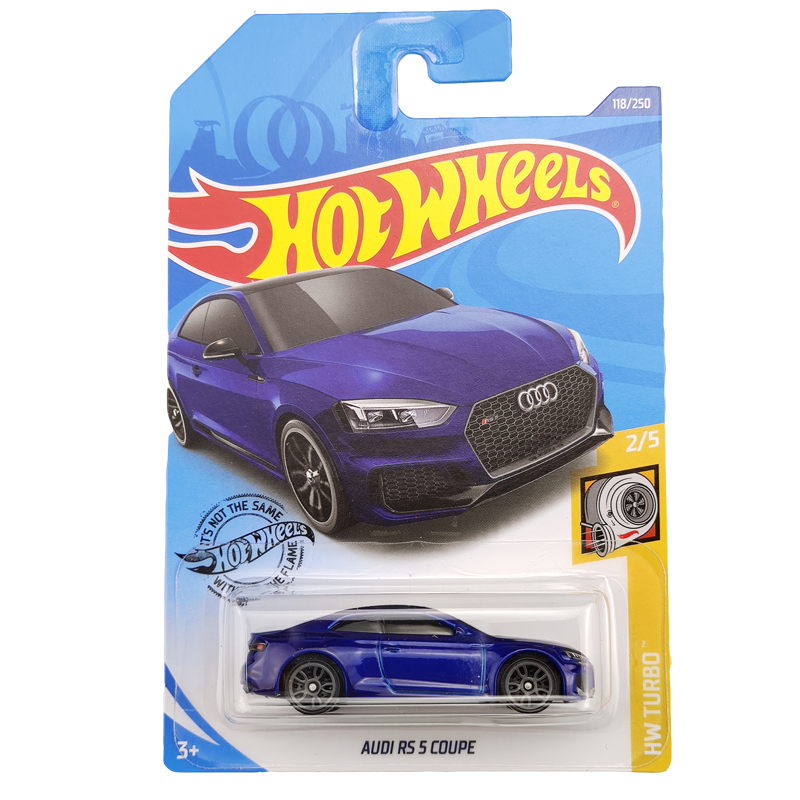 2020 Hot Wheels 1:64 Car AUDI RS 5 COUPE  Collector Edition Metal Diecast Model Cars Kids Toys Gift