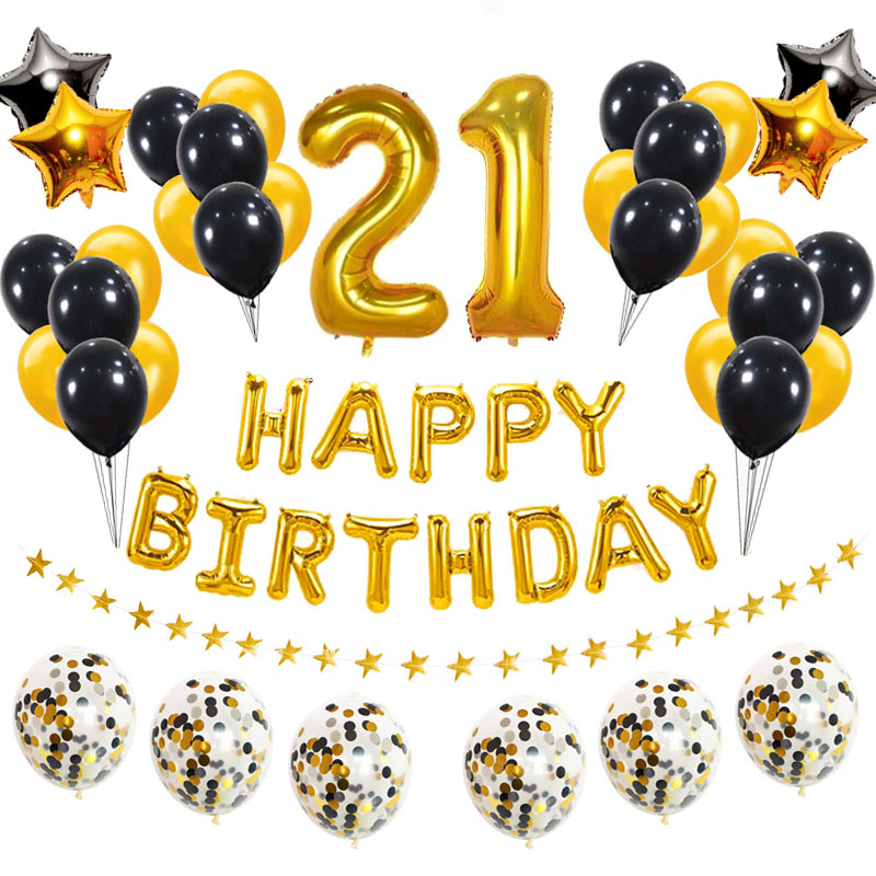 Happy 21st Birthday Word Cloud Collage Stock Vector (Royalty Free) 663869266