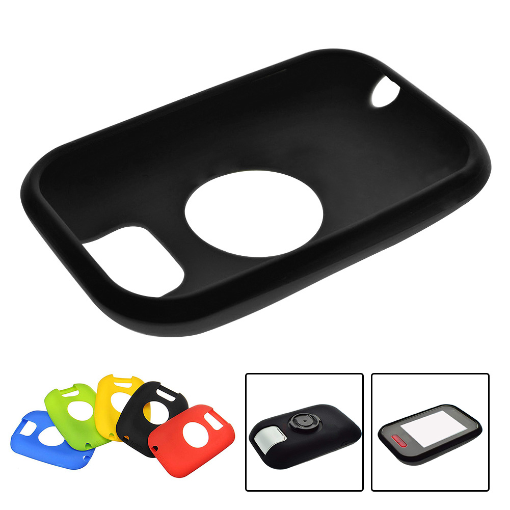 Protective Cover for <font><b>Bike</b></font> <font><b>Computer</b></font> Smooth Cycling Lightweight <font><b>GPS</b></font> Soft Silicone Anti Scratch Non Slip Flexible For Polar V650 image