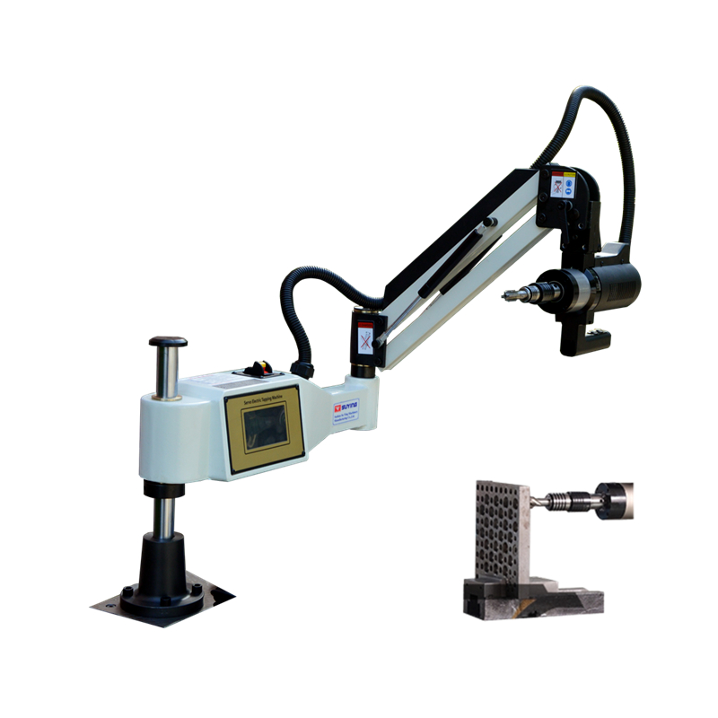 LY New Arrival M3-M36 Tapping Machine Vertical Type Universal Electric Tapper Threading Tapping Machine