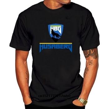 Men t shirt Husaberg Logo Printed Graphic Tops Black Size S-4XL t-shirt novelty tshirt women