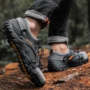 Image 3 - 男性女性裸足靴クイック乾燥ウォーターアウトドアスポーツと軽量ジョギングフィットネスfeminino zapatosトレーナー靴