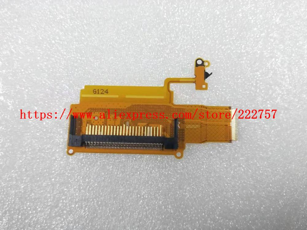 1PCS connector CF pin card memory parts for Canon 5D Mark IV ; 5D4 5DIV DS126601 SLR Card slot Repair part|group| |  - title=