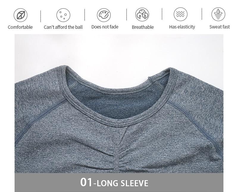 Yoga leggings sewing details