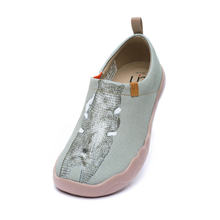Sneakers Loafers Walking-Shoes UIN Casual Women's Ladies Canvas Lightweight Hug-Design