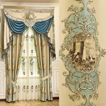 European luxury jacquard 3D…