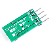 цена на Charging Board Ultra-Small Dc 3.3V 3.7V 4.5V 5V To 12V Boost Voltage Conversion Board Power Module Logic Ic Conversion Board