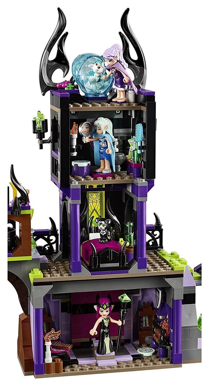 16060 в наличии фильм H бородавок замок школа Волшебная модель 6044 шт Строительный блок кирпич совместим с 71043 75948 16030/4842 игрушки - 5