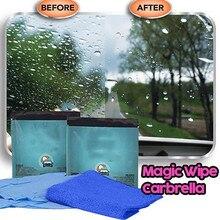 Невидимый зонтик размораживание чистящее полотенце для лобового стекла автомобиля 2 шт
