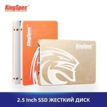 KingSpec HDD 2,5 SSD 120 ГБ 240 ГБ 480 ГБ ssd 1 ТБ SATA SSD диск SATA2 SATA3 Жесткий Диск Внутренний твердотельный накопитель SSD жесткий диск для ноутбука, настольного компьютера
