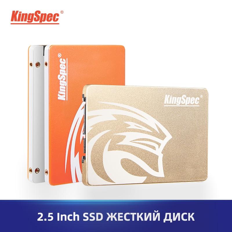 KingSpec HDD 2.5 SSD 120GB 240 GB 480gb ssd 1TB SATA SSD Disk SATA2 SATA3 Hard Drive Internal SSD Hard Disk For Laptop Desktop(China)