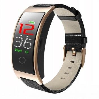 CK11C Smart Band Monitor de ritmo cardíaco presión arterial pulsera inteligente pantalla de Color Ios Android PK Ck11s pulsera inteligente