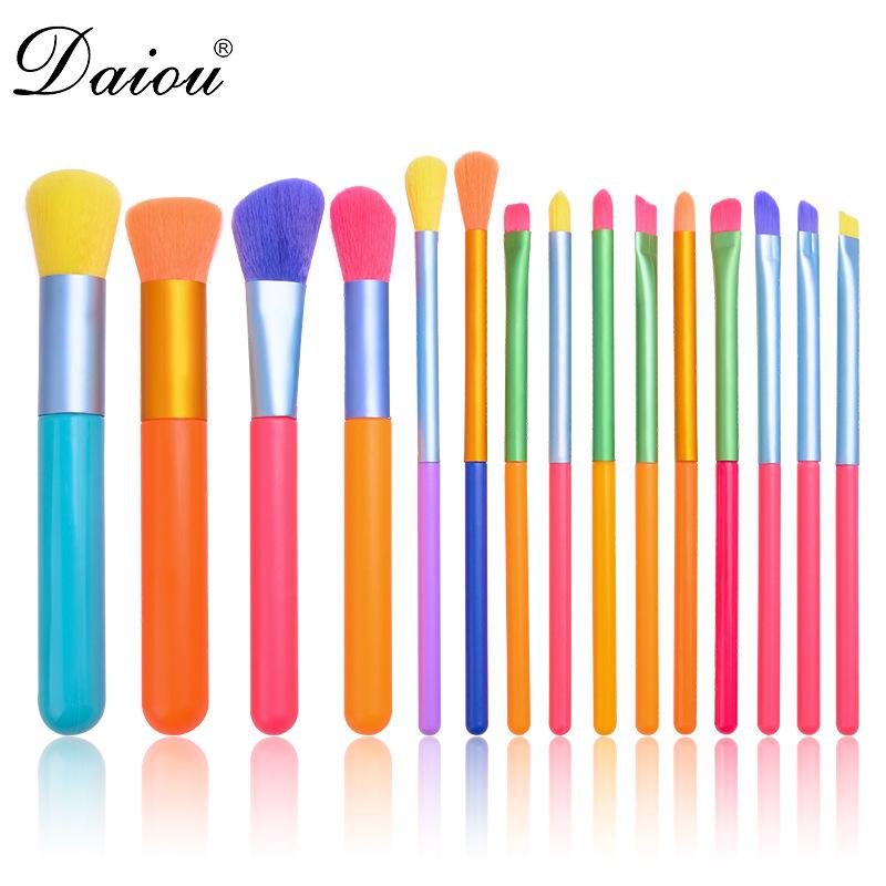 Makeup Brush Full Set of Portable Makeup Brush Beauty Tools  Foundation Eyeshadow Make Up Brush Set Foundation Blush